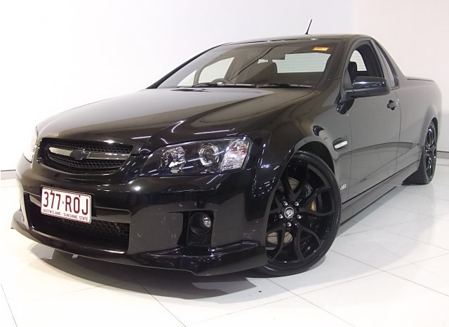 For Sale: 2009 Holden SSV Ute with a 7.0-litre 'LS7' V8 ...