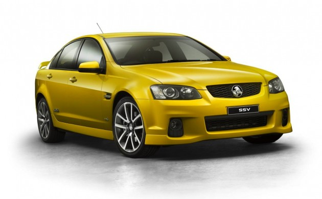 Holden VE SSV V8