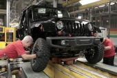 Jeep Wrangler production hits 1,000,000 milestone