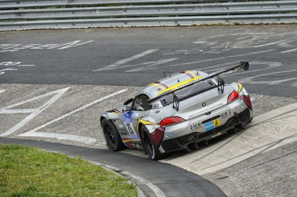 Marc VDS BMW Z4 GT3 2013 Nurburgring 24 Hours