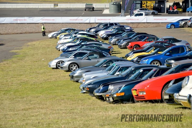 Rennsport Australia-Porsche-01