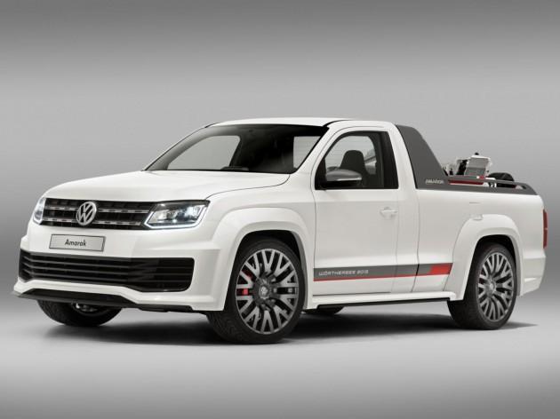 Volkswagen Amarok R-Stype concept