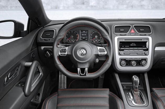 Volkswagen Scirocco Million interior