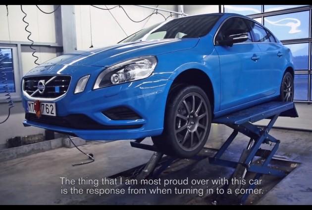 Volvo S60 Polestar explained