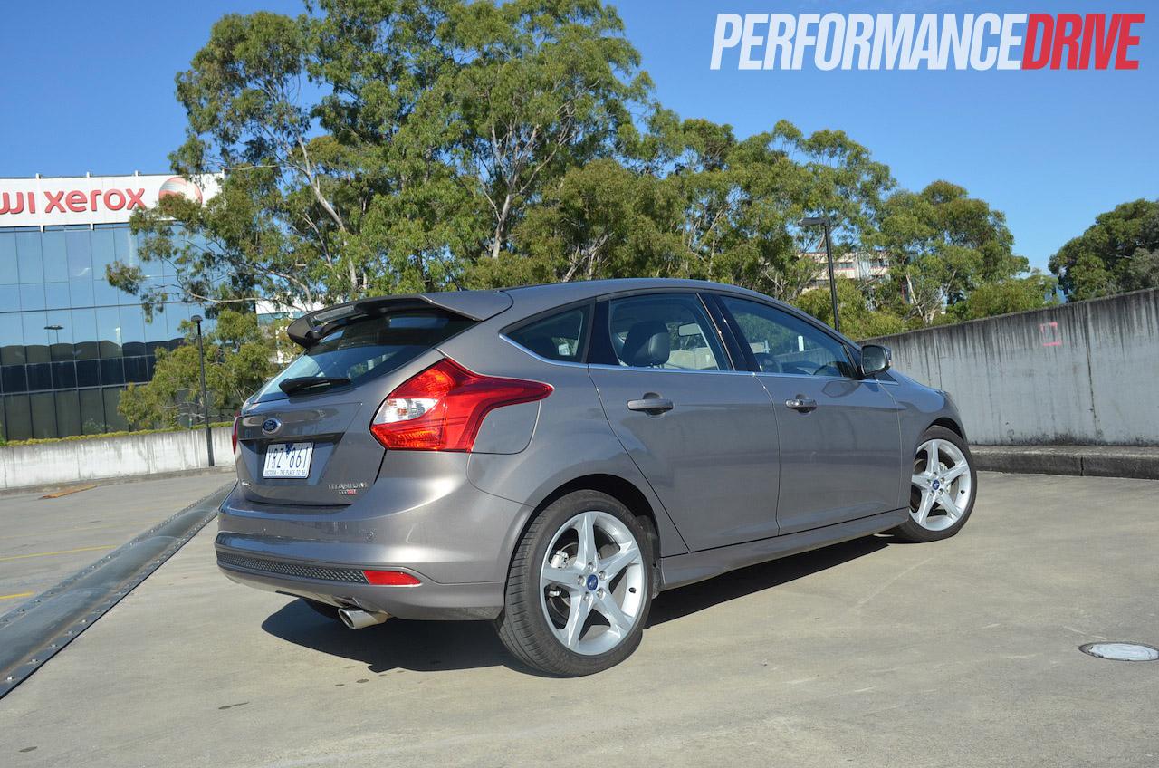 2013 Ford Focus Titanium Tdci Mkii Review