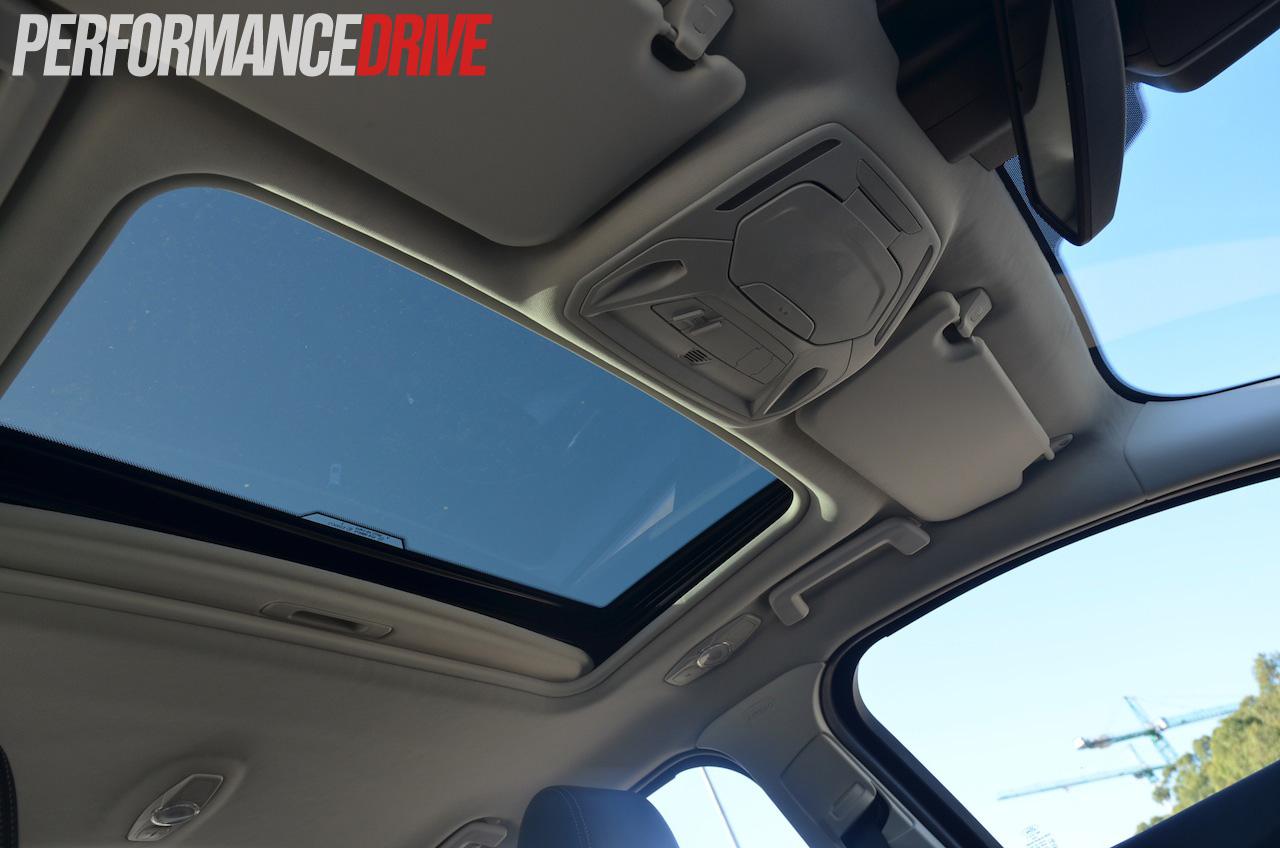 2013 Ford Focus Titanium Sunroof