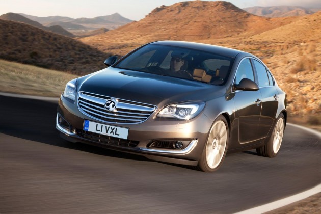 2014 Opel Insignia sedan