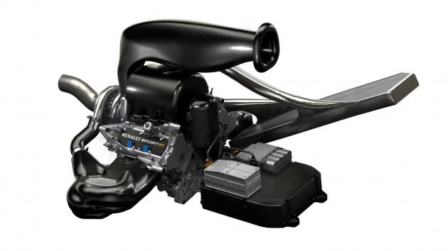 2014-Renault-F1-1.6-V6-engine-intake