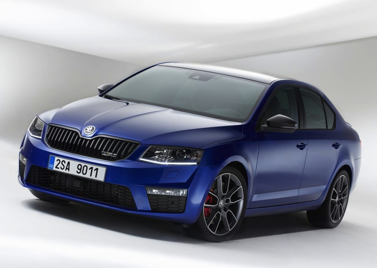 2014 skoda octavia rs unveiled before goodwood debut performancedrive. Black Bedroom Furniture Sets. Home Design Ideas