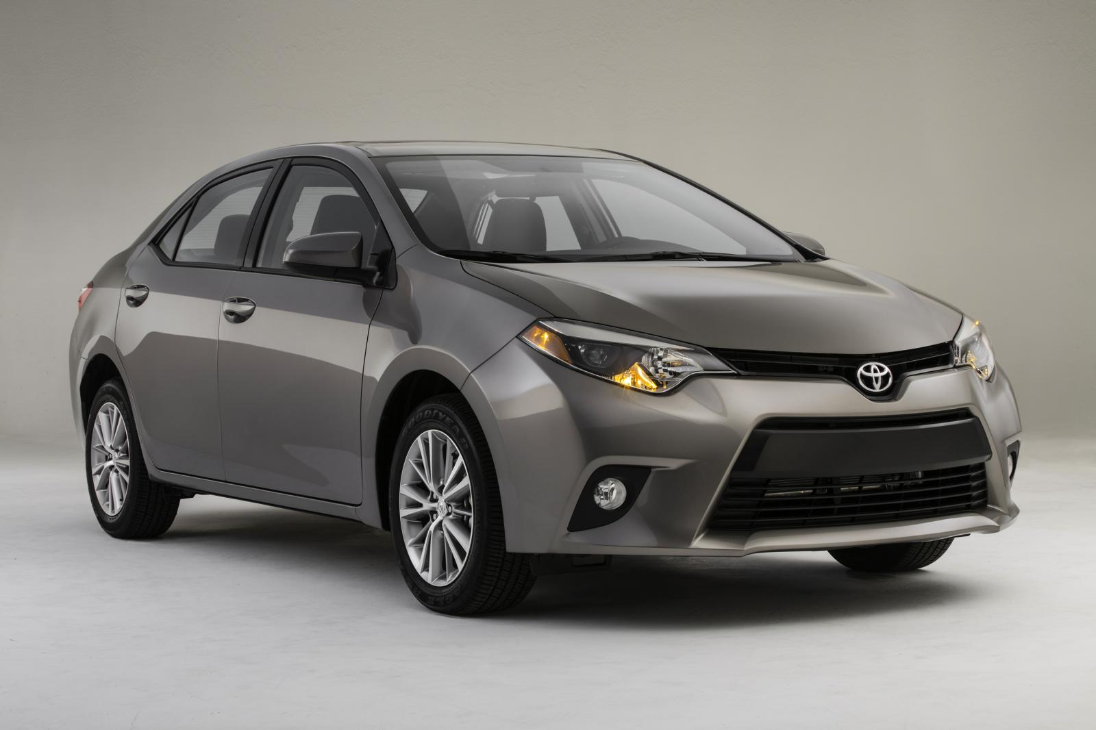 2014 toyota corolla sedan us version. Black Bedroom Furniture Sets. Home Design Ideas