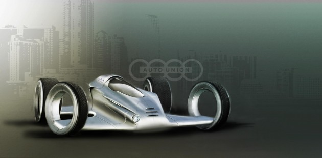 Audi Auto Union concept