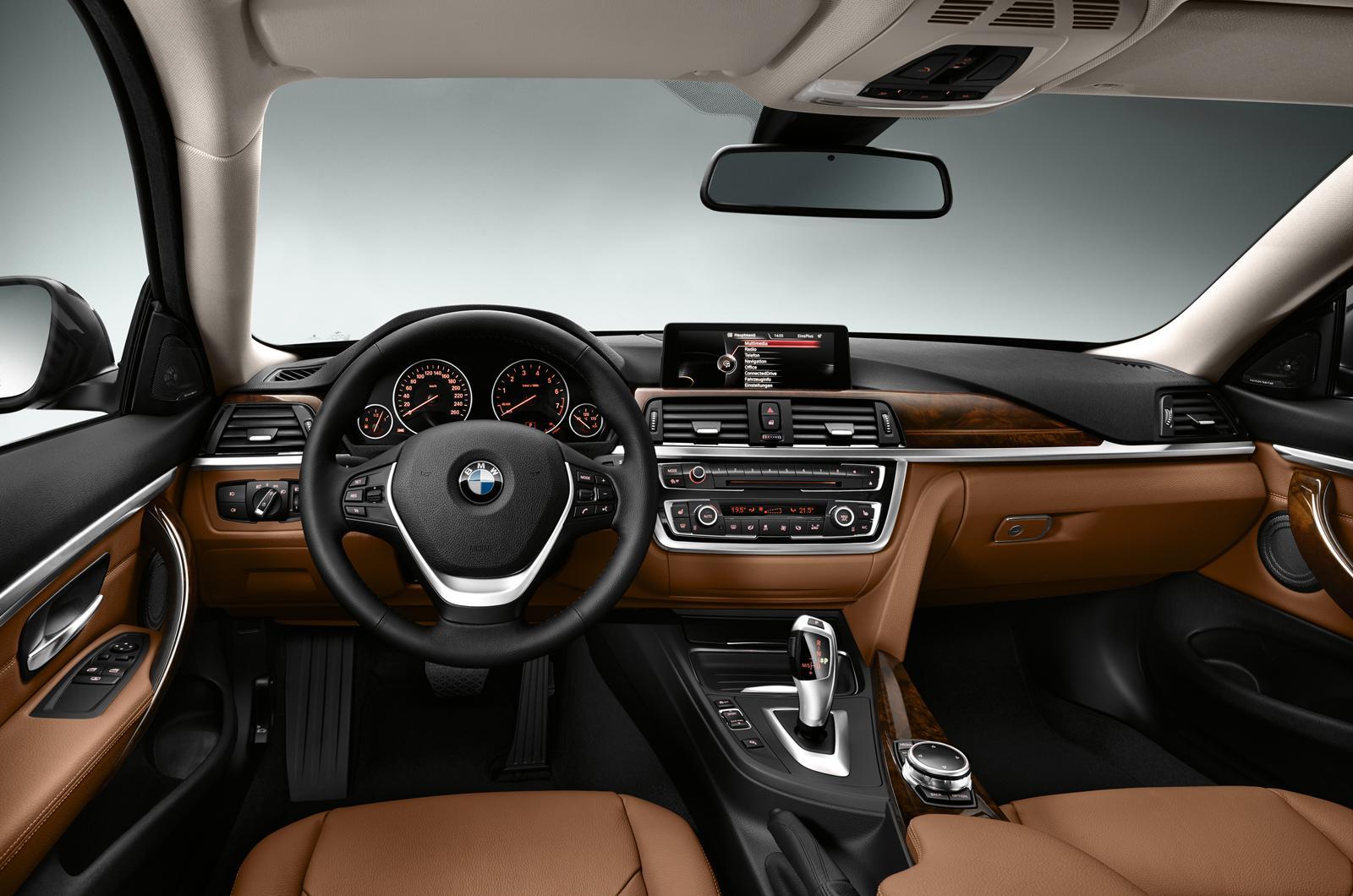 Superior BMW 4 Series Interior Brown