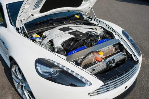 Bosch Aston Martin DB9 plug-in hybrid engine