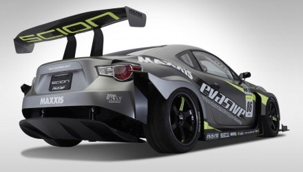 Evasive Motorsports Scion FR-S Pikes Peak