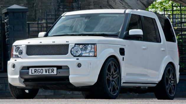Kahn Design Land Rover Discovery 4