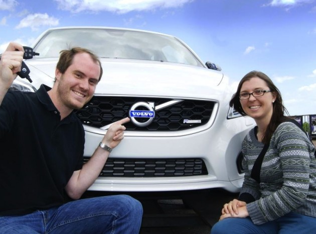 Last ever Volvo C30 produced