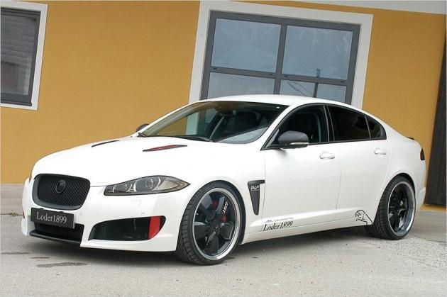 Lober1899 Jaguar XF V6
