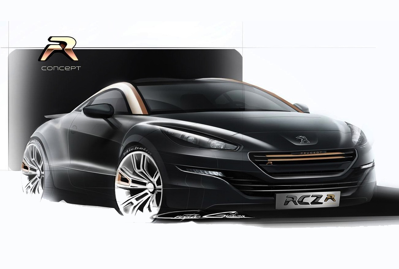 2014 Peugeot RCZ R production car to debut at Goodwood ...
