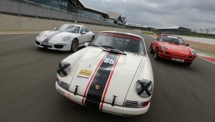 Porsche 911 parade record