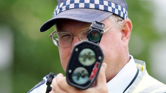 QLD police radar