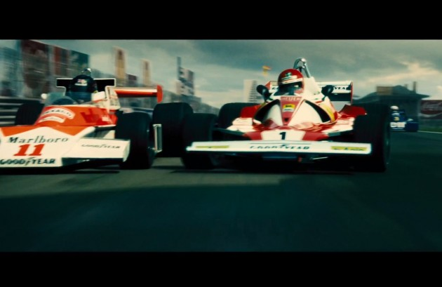 Rush-featurette trailer