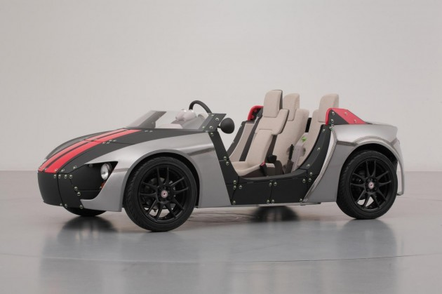 Toyota Camatte57s concept-complete