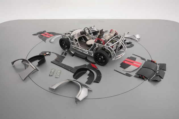 Toyota Camatte57s concept-parts