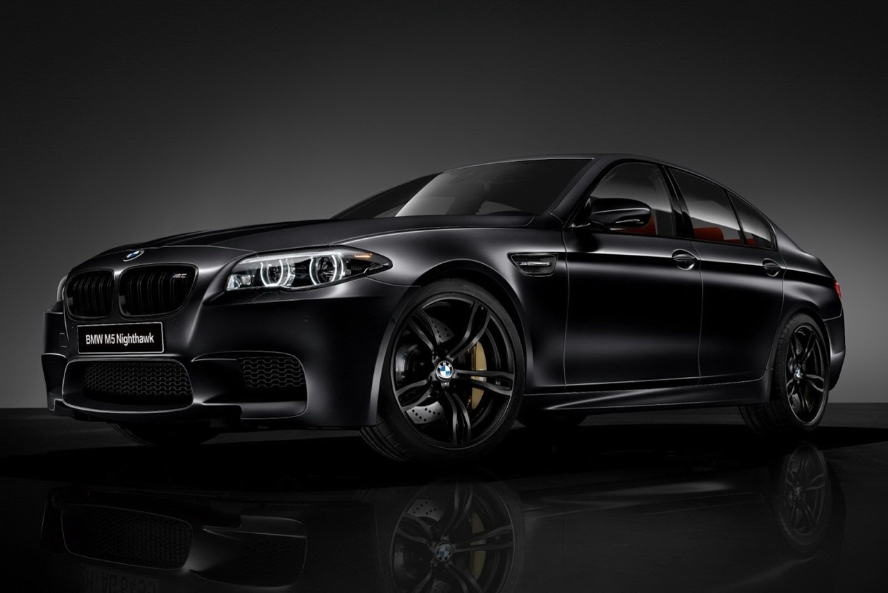 Bmw m5 nighthawk limited edition announced for japan performancedrive 2013 bmw m5 nighthawk special edition frozen black sciox Images