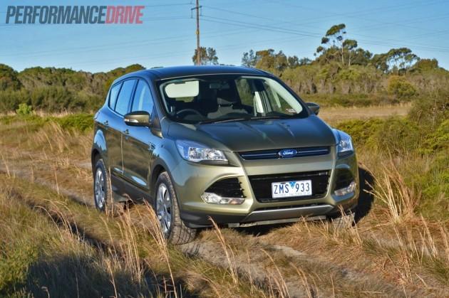 2013 Ford Kuga Ambiente EcoBoost-Australia