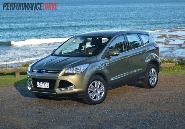 2013 Ford Kuga Ambiente EcoBoost-PerformanceDrive