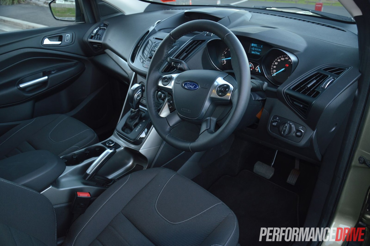 2013 Ford Kuga Ambiente Ecoboost Awd Review