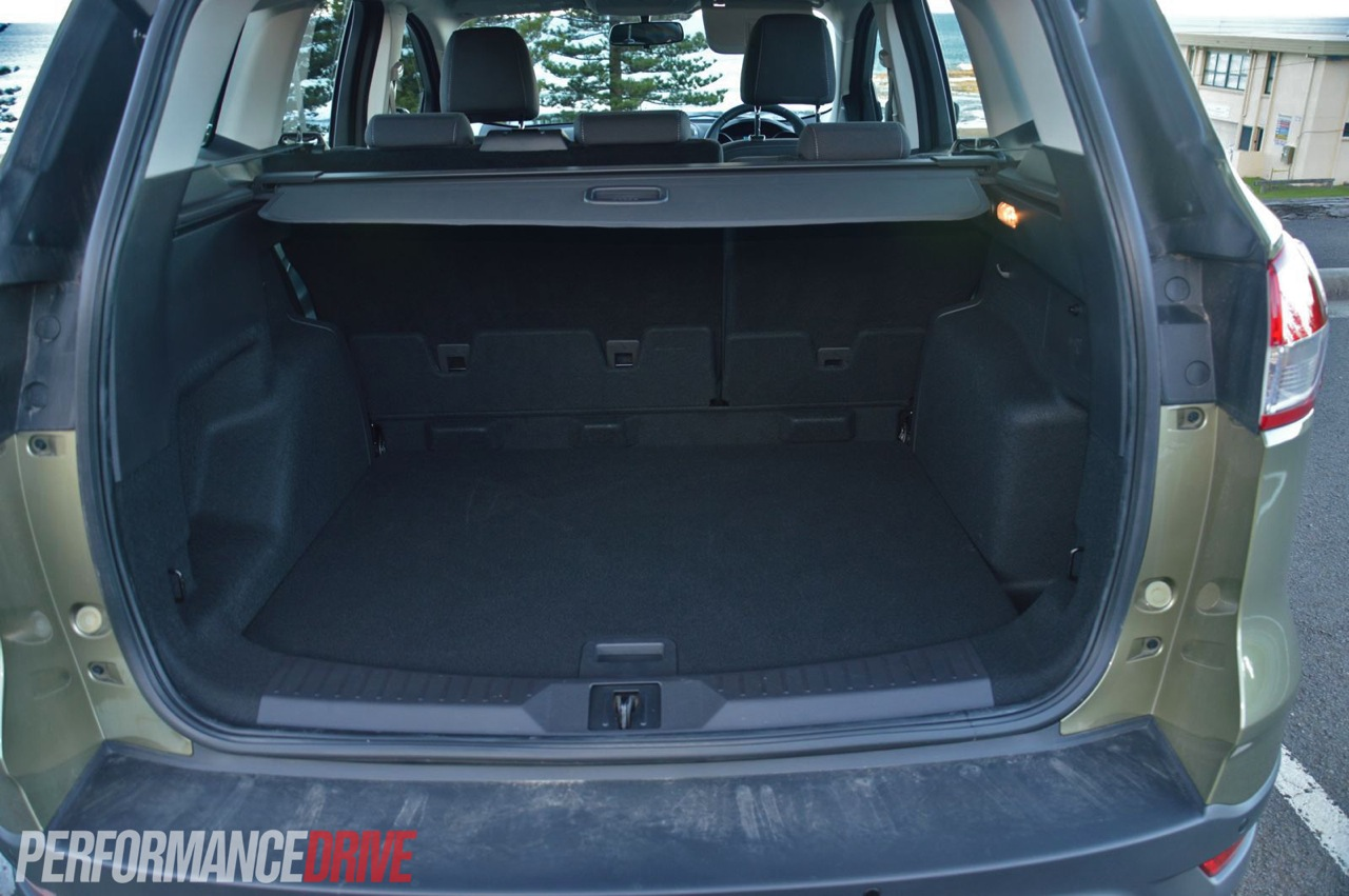 Ford Kuga Ambiente Ecoboost Cargo Space