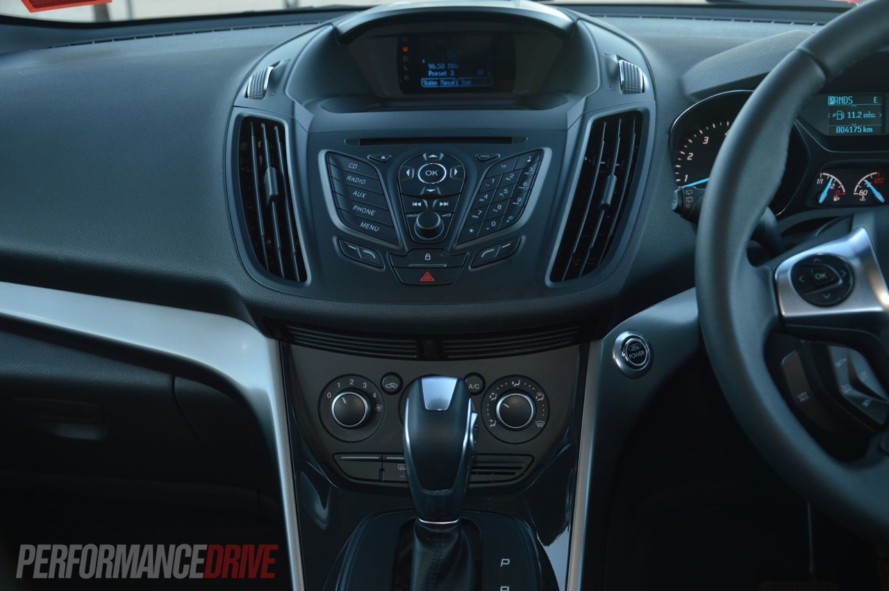 ford kuga ambiente ecoboost awd review performancedrive