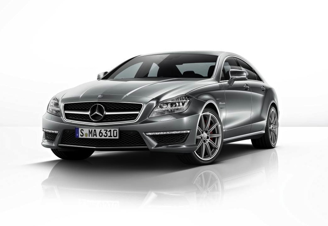 Mercedes Cls 63 Amg Coupe For Sale