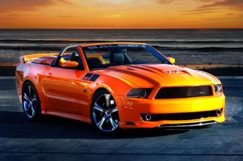 2013 Saleen 351 Mustang