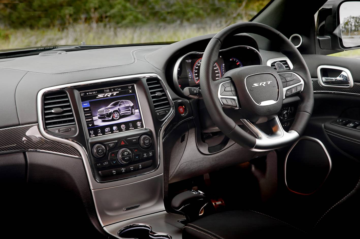 2014 Jeep Grand Cherokee Srt Due In Australia Autos Post