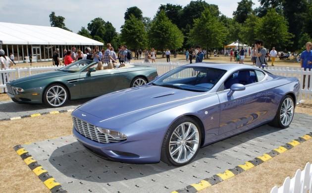 Aston Martin DBS Zagato Centennial