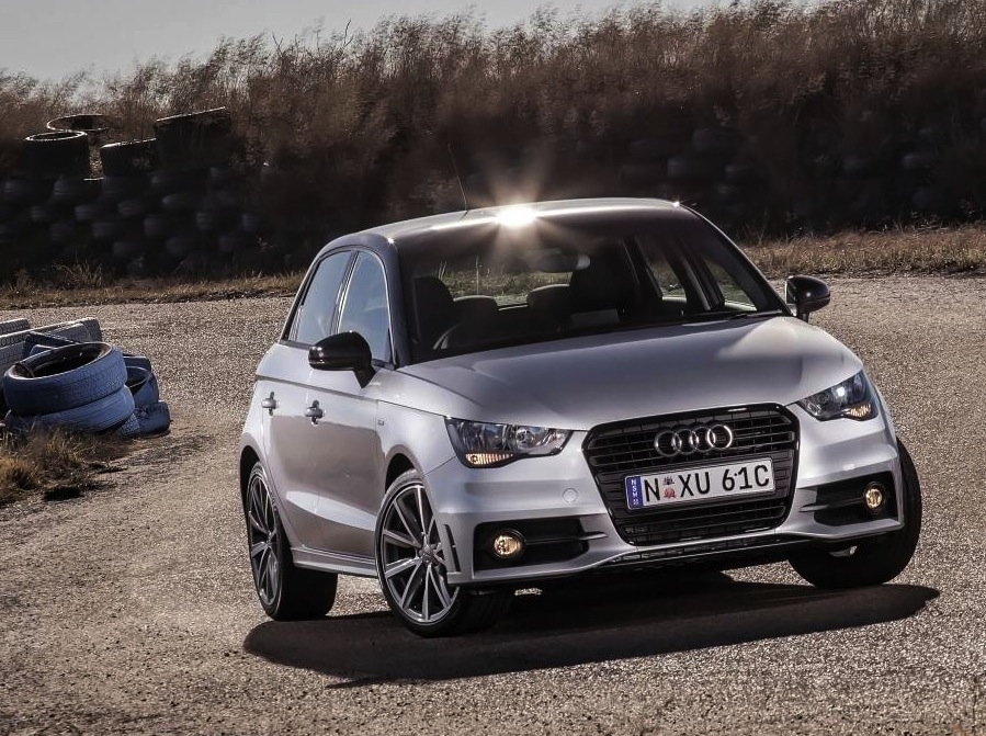 audi a1 sportback 39 s line competition 39 limited edition now on sale performancedrive. Black Bedroom Furniture Sets. Home Design Ideas