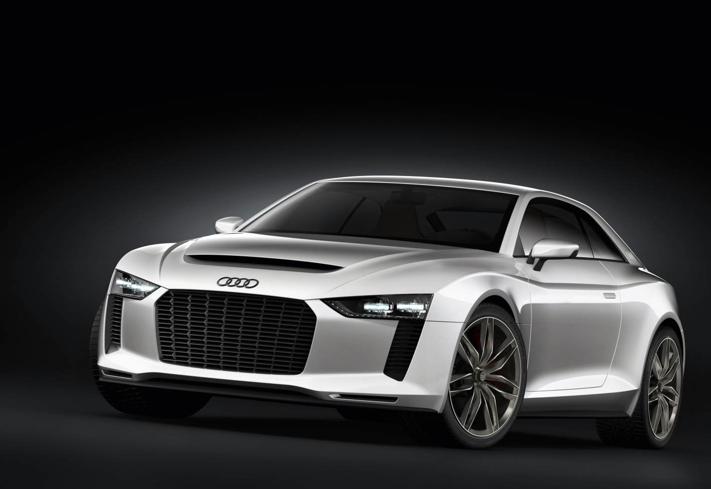 audi quattro to return in 2014 as quick as the r8 v10 report performancedrive. Black Bedroom Furniture Sets. Home Design Ideas