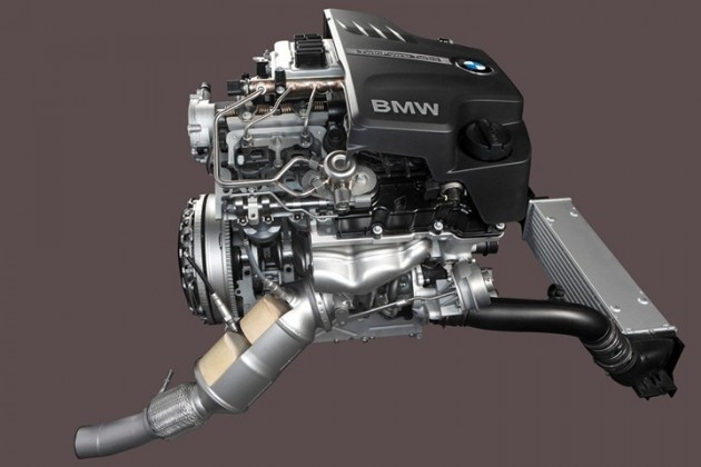 BMW TwinPower 1.5 3-cylinder