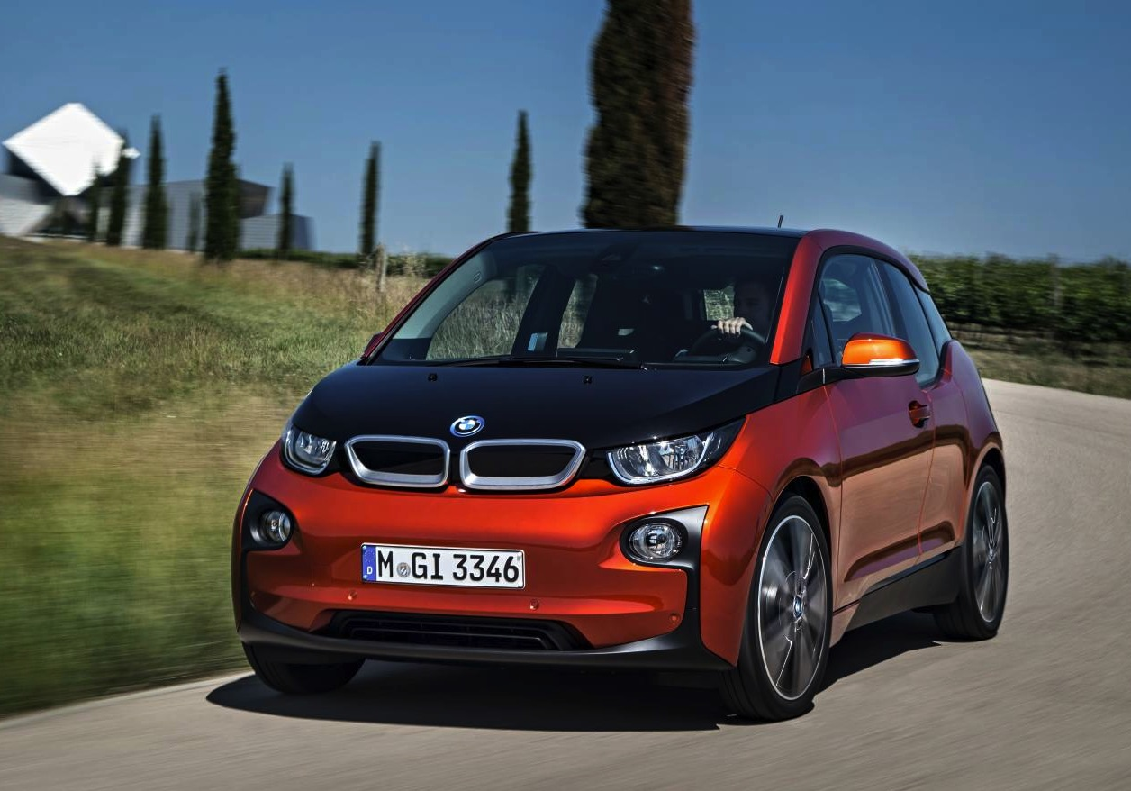 bmw i3 production car officially revealed performancedrive. Black Bedroom Furniture Sets. Home Design Ideas