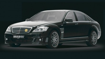 Brabus 60 S Dragon Edition-