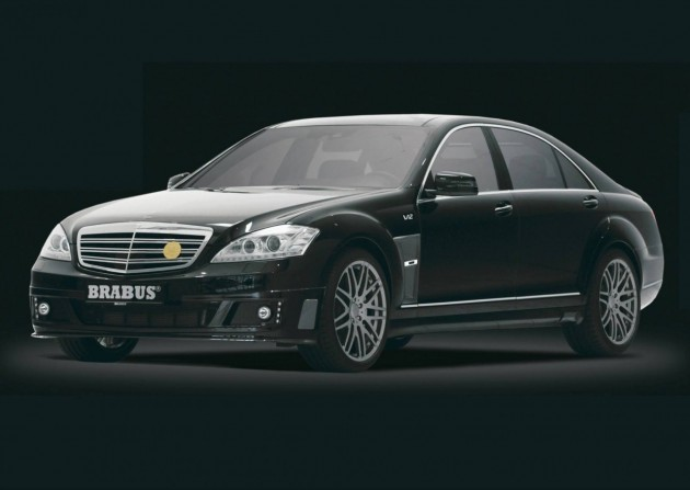 Brabus 60 S Dragon Edition-