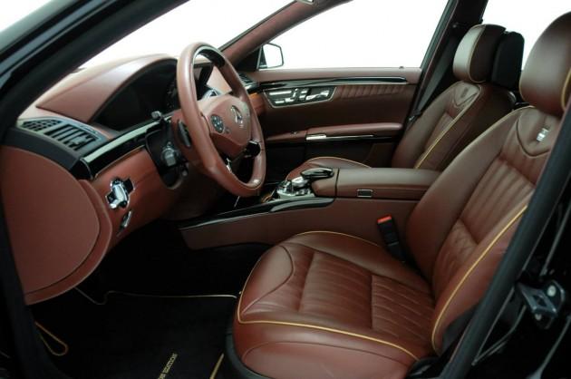 Brabus 60 S Dragon Edition-interior