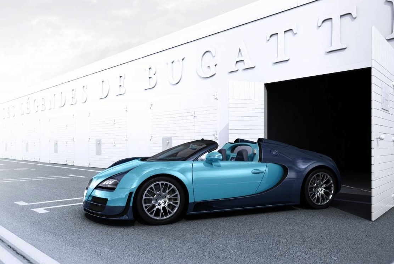 bugatti veyron legend jean pierre wimille edition revealed performancedrive. Black Bedroom Furniture Sets. Home Design Ideas