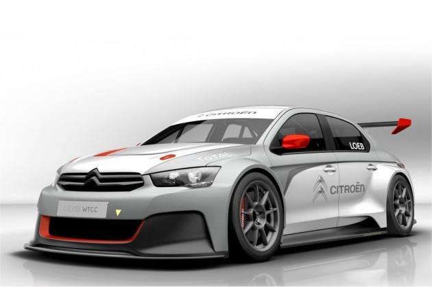 Citroen C-Elysee WTCC preview
