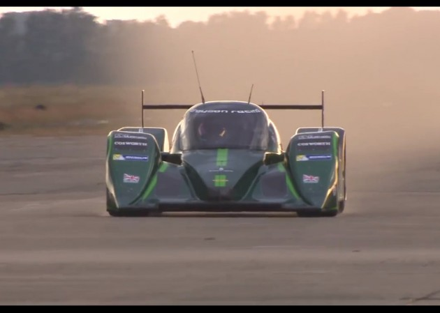 Drayson Racing speed record