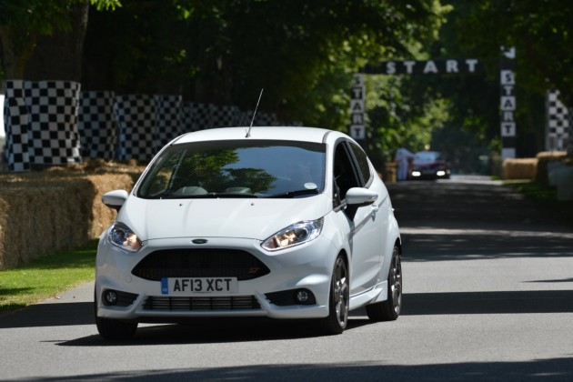 Ford Fiesta ST-2013 Goodwood Festival of Speed