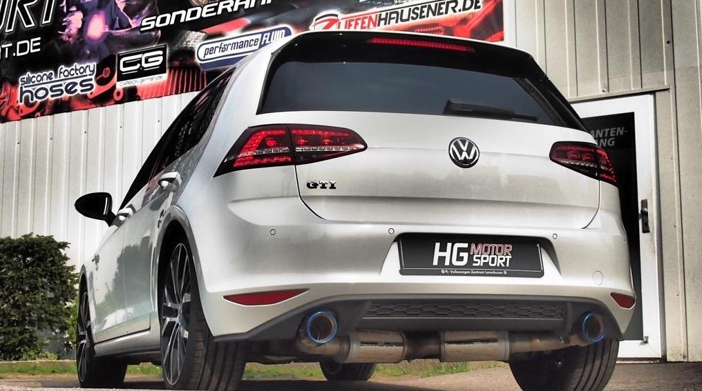 hg motorsport tunes the volkswagen golf gti mk7 performancedrive. Black Bedroom Furniture Sets. Home Design Ideas