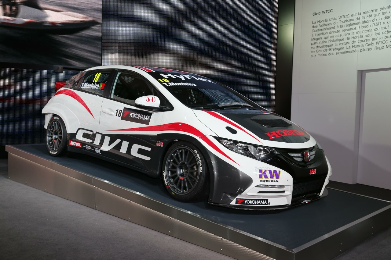 Honda civic type r on track for 2015 could offer 224kw for Honda civic race car